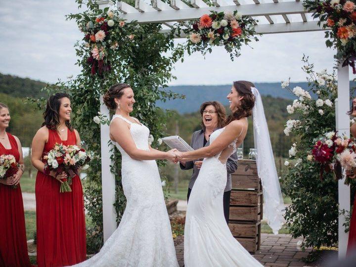 Tmx 23456487 10214956141528127 4557035870805050760 O 51 381447 1572522825 Blacksburg, VA wedding officiant