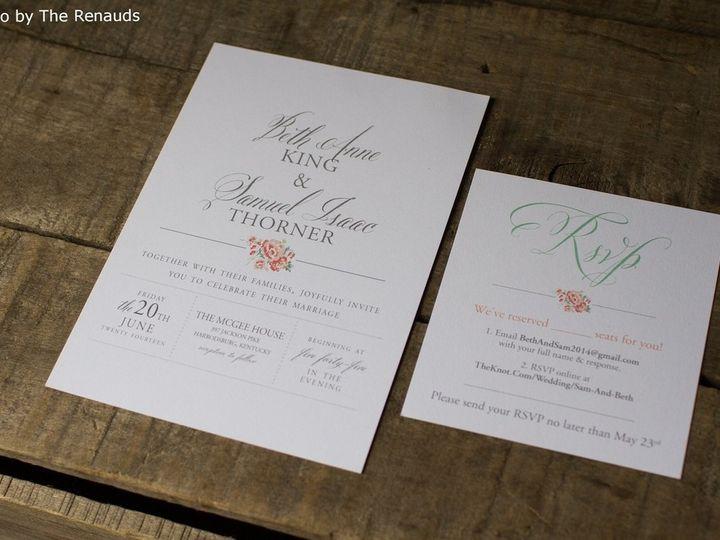 Tmx 1467157503421 Bethandsamalbum2ndround 11 Lexington wedding invitation