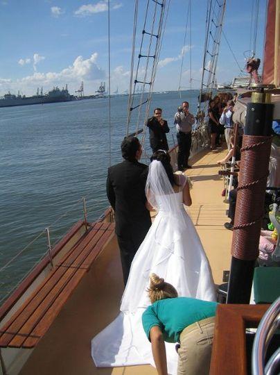 bridewalkingdownaisle