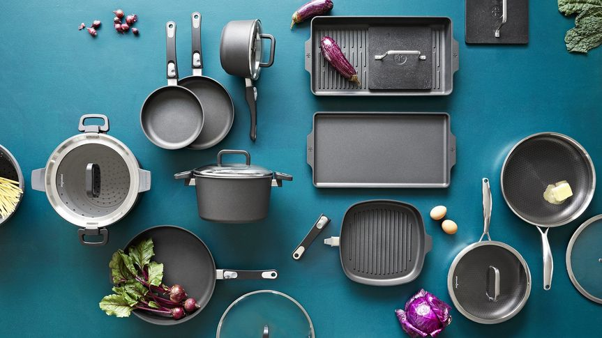 Top of the line Cookware