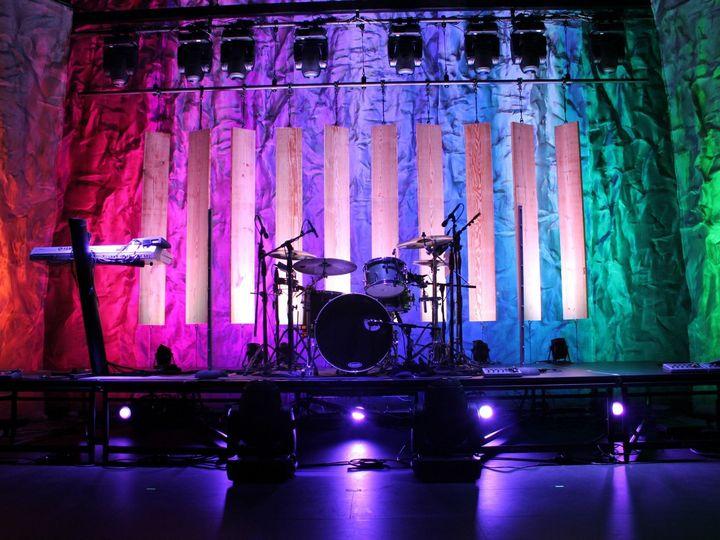 Tmx 1495034019728 Rainbowfhbackground Charlotte wedding eventproduction