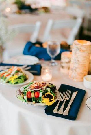 Salad setting