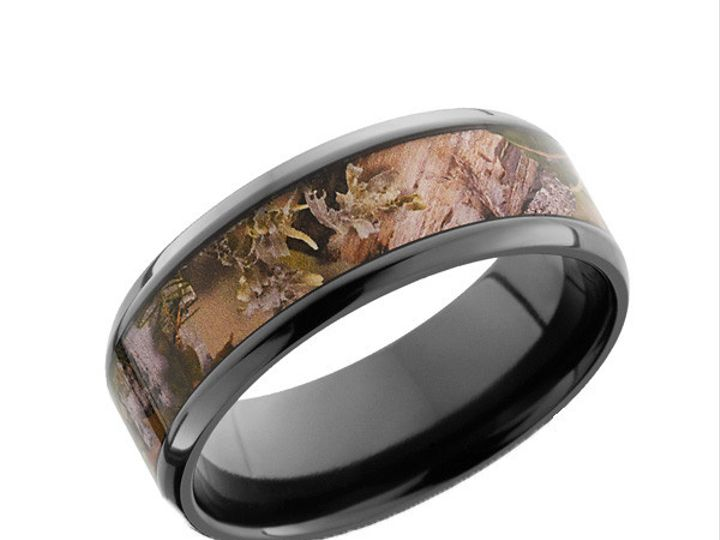 Tmx 1431830759455 Z8b15nskingsmountainshadow Camo Ring Winston Salem wedding jewelry