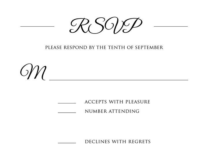 Tmx 1448238755640 Rsvpedit Poughkeepsie wedding invitation