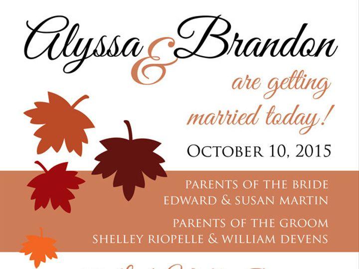 Tmx 1448238798856 Weddingprogramfinal Poughkeepsie wedding invitation