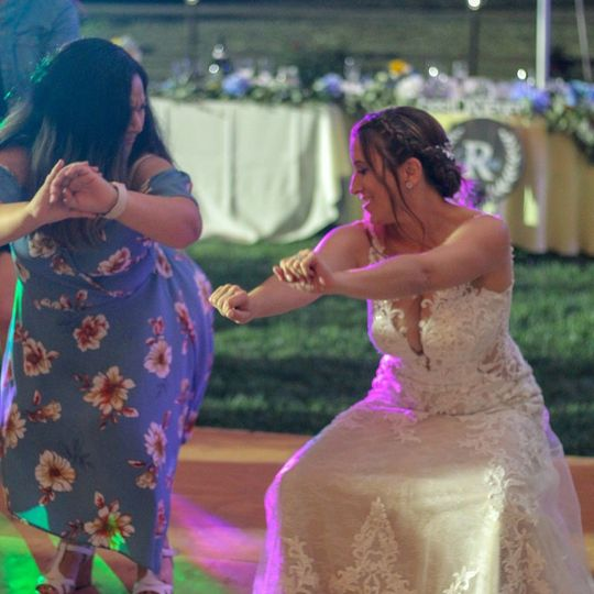 Our brides drop it like it hot