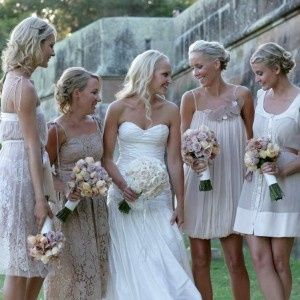 mismatched bridesmaids dresses 300x30
