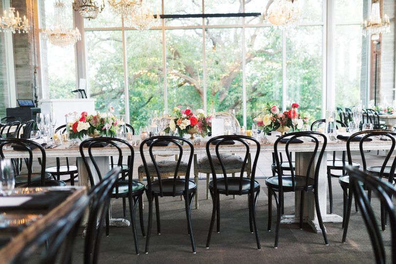 Simply elegant tablescapes