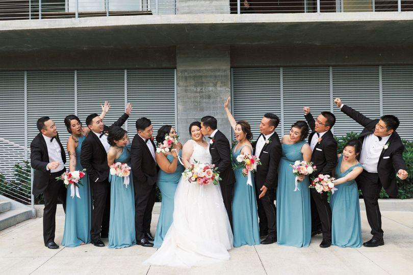 Top-notch wedding crew