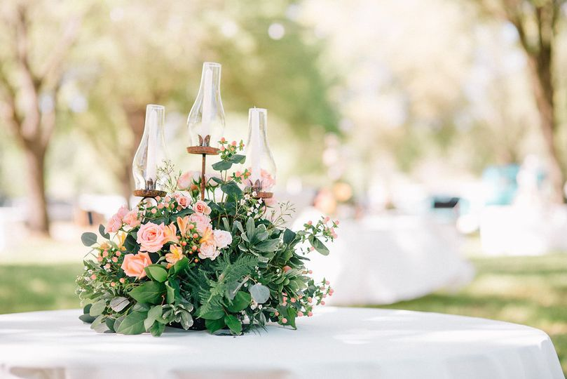 Table decor is our favorite!