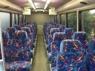 32 passenger shuttle bus