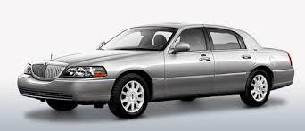 4 passenger town car sedan