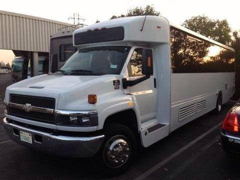 Tmx 1391460253074 32 Passenger Shuttle Bus  Seattle, WA wedding transportation