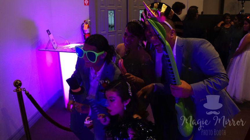 Neon props