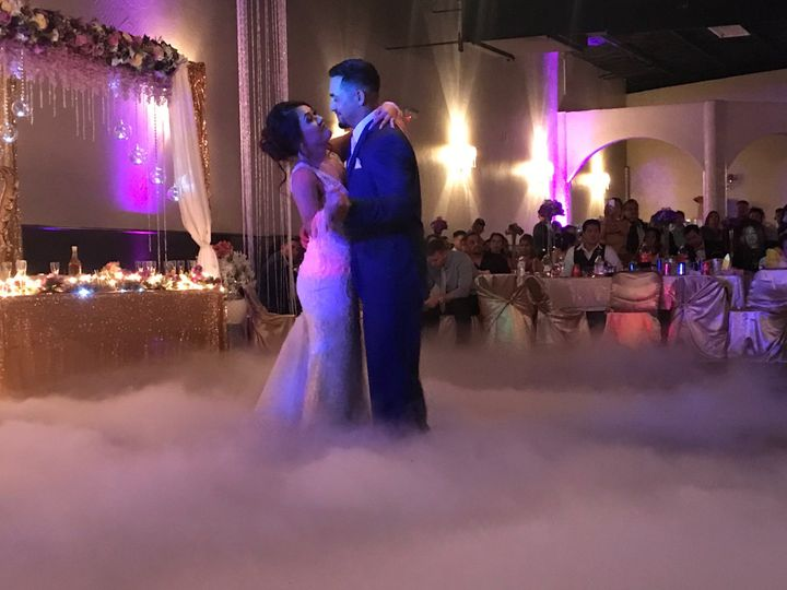 Dance on a cloud