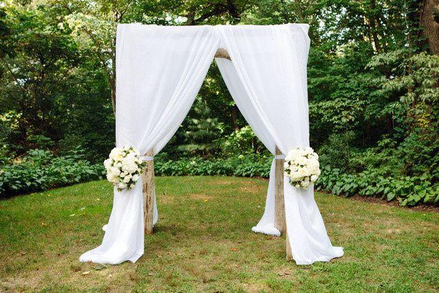 Tmx 1428684554793 Payne Wedding Arch Kingsport wedding florist