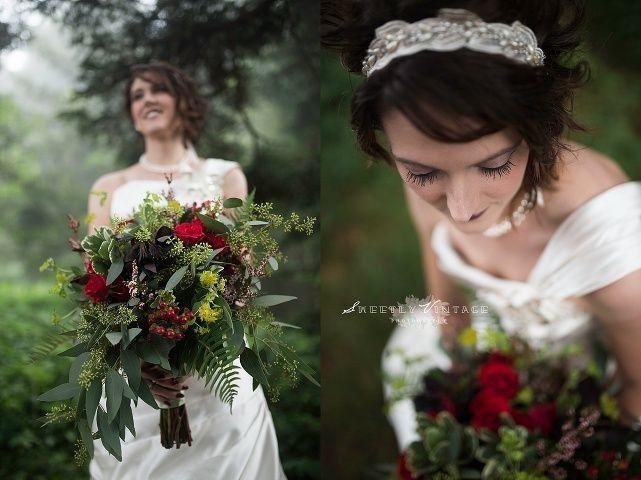 Tmx 1440103267314 Sweetly Vintage Kingsport wedding florist