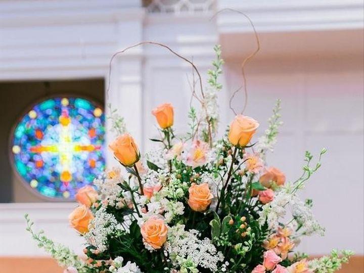 Tmx 1451938155601 Knightknightmichelleleaphotographieknight04160low Kingsport wedding florist