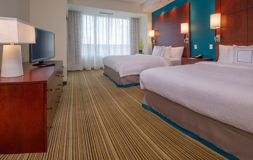 Bedroom Suite with Double Queen Beds