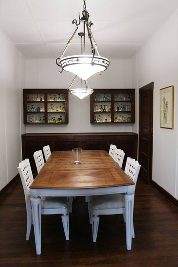 Dining room for smaller events