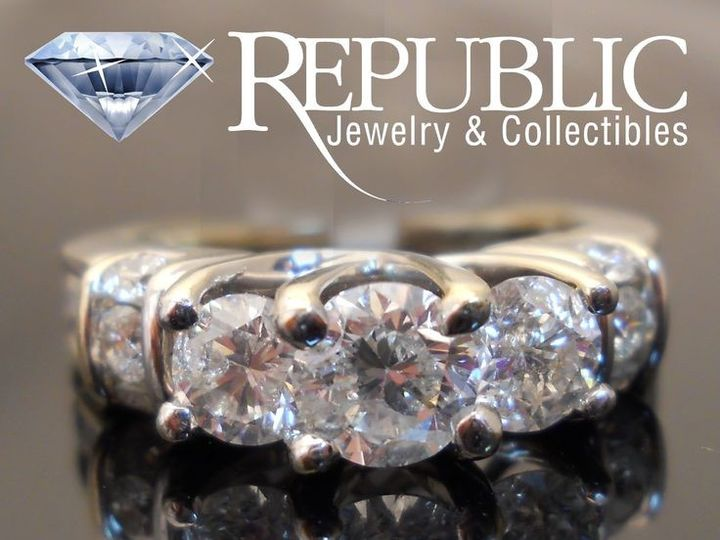 Tmx 1439431717522 Republic1 Auburn wedding jewelry