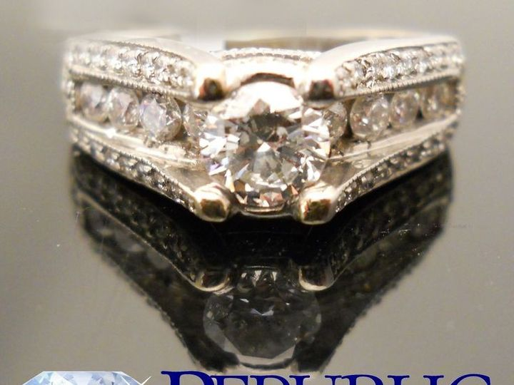 Tmx 1439431737694 Republic3 Auburn wedding jewelry