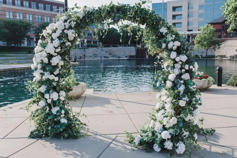 The Updated Garden Arch