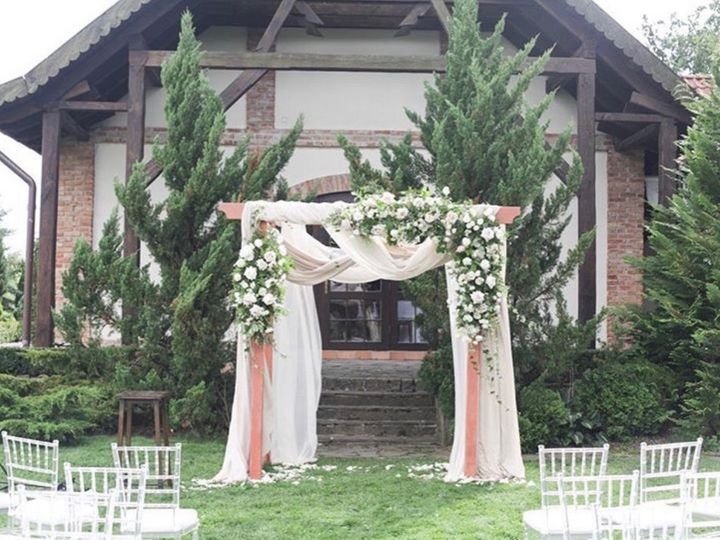 Tmx Cedar Arch W Neutral Palette 51 1050547 158048697892551 Fishers, IN wedding eventproduction