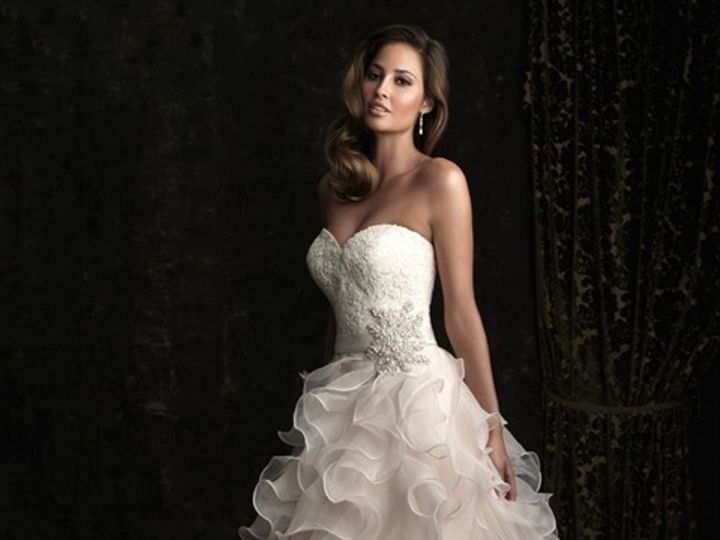 Tmx 1439951543024 Ashley Bangor wedding dress