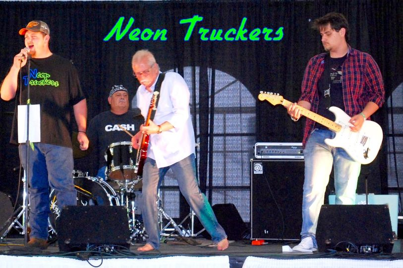 Neon Truckers -- hard-hitting