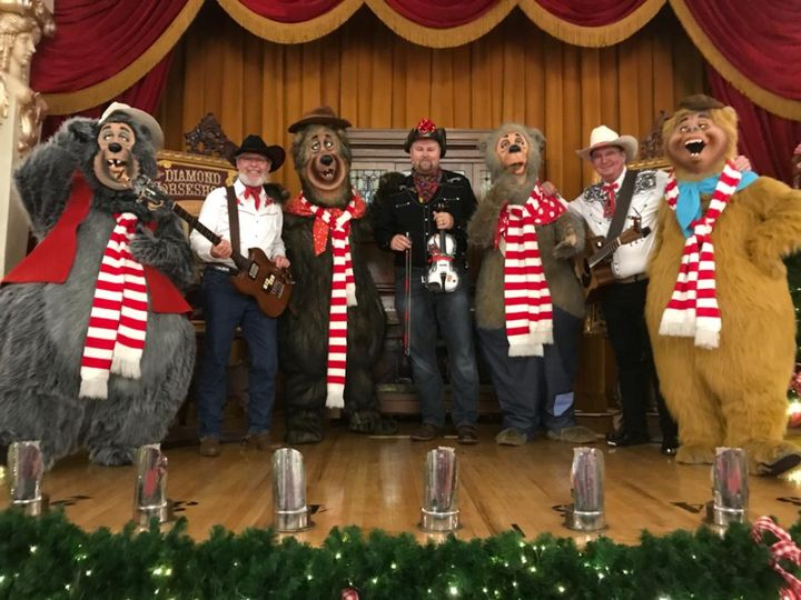 Wranglers n Disney Bears!