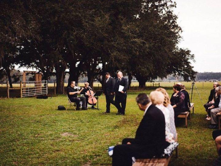 Tmx 1528809615 2748fcf969c9a746 Neal And Curt    Farm Wedding 2017 Clermont, Florida wedding band