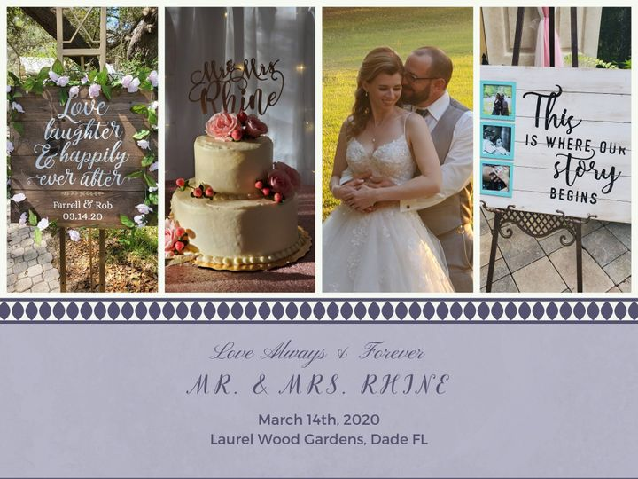 Tmx Mr Mrs Rhine 51 721547 158431111259829 Saint Petersburg, FL wedding dj