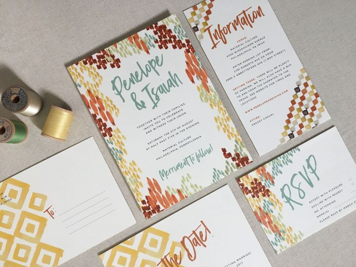 Tmx All New Angle 51 921547 1557421126 Philadelphia, Pennsylvania wedding invitation