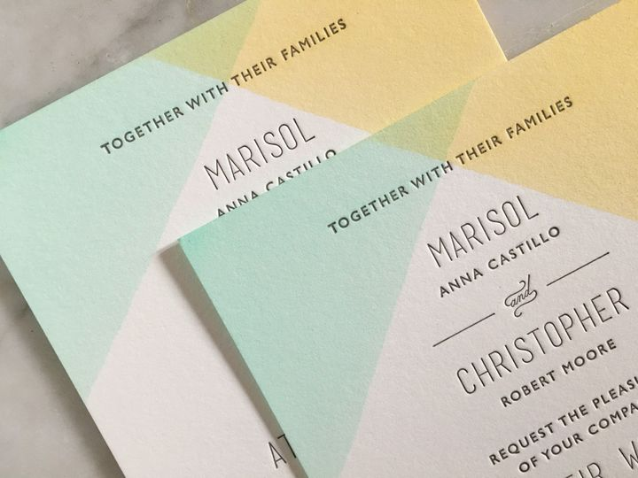 Tmx Marisol 3 51 921547 1557421192 Philadelphia, Pennsylvania wedding invitation