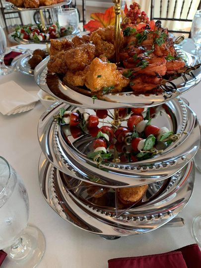 Appetizer Tower