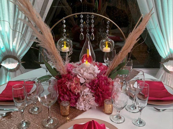 Tmx Moongate Guest Table 51 1962547 158904322176788 Kent, WA wedding eventproduction