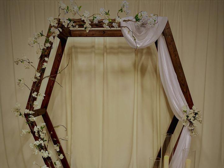 Tmx Pentagon Arch With Candles 51 1962547 161349419515605 Kent, WA wedding eventproduction
