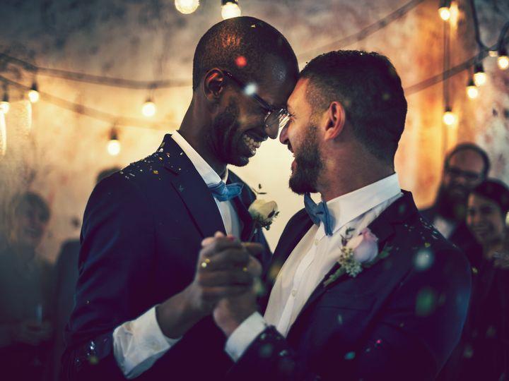 Tmx Gay Couple Dancing On Their Wedding Day 51 1024547 New York, New York wedding dj