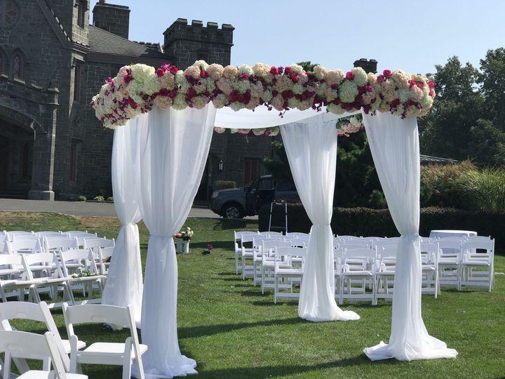 Tmx 1508347961707 Chuppah Flowers 917 Yonkers, NY wedding florist