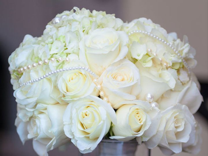 Tmx 1508348044514 Evelisa Floral  Design White Bouquet3 Small Versio Yonkers, NY wedding florist
