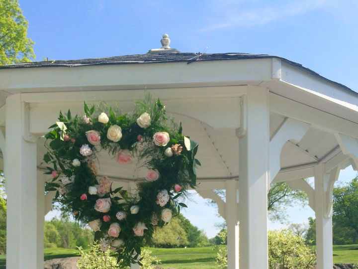 Tmx 1508349900927 Evelisa Floral Designhearthwreathceremony Yonkers, NY wedding florist