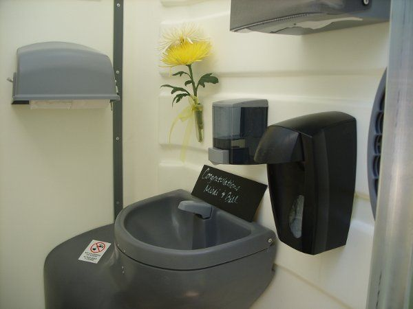 flowers, high end soap, brand name toiletries and much more are standard
