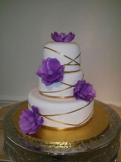 simply sweet cakes wedding cake georgia atlanta and surrounding areas. Black Bedroom Furniture Sets. Home Design Ideas