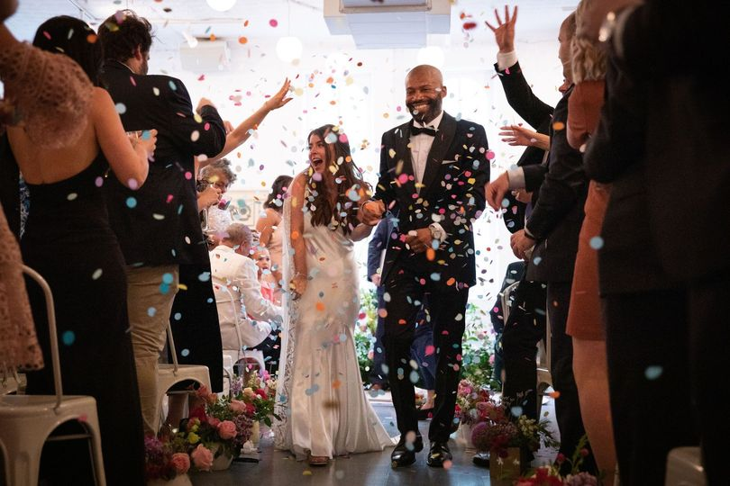 Hannah and Dave tie the knot!