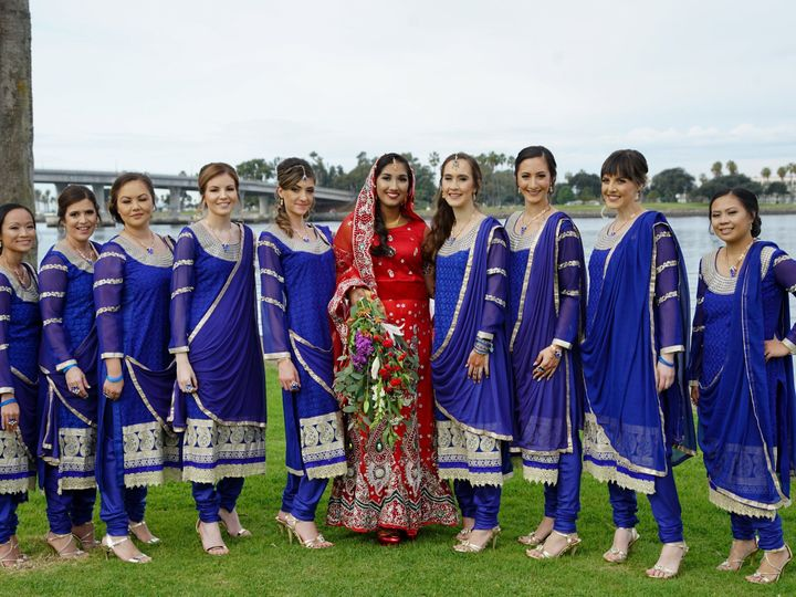 Tmx 1526399920845 Dsc00483 El Cajon, CA wedding beauty