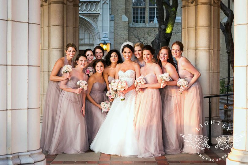 wedding ceremony fort worth first united methodist