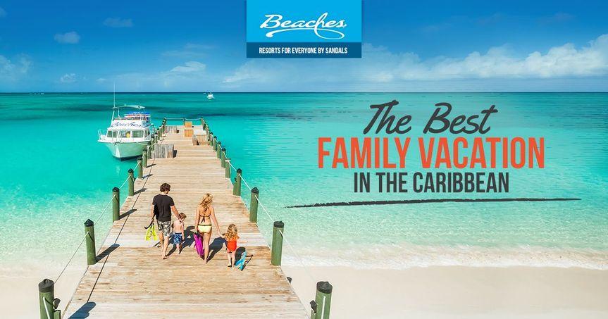 Beaches family-friendly resort