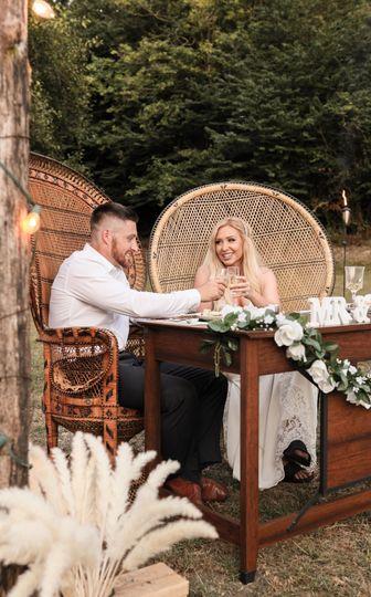 Buckley, WA Wedding