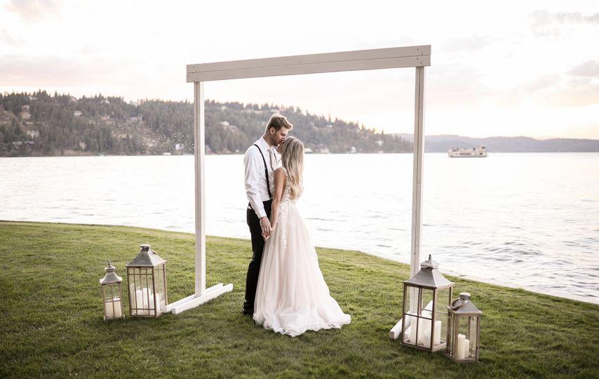 Coeur D' Alene Wedding